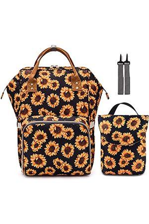 EssFeeni Wickeltasche, Rucksack für Damen, wasserdicht, Windeltasche für Mütter, Babypflege, Reisen