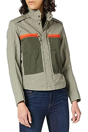 G-Star Damen Slim Overshirt' Jacket