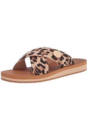 Lindsay Phillips Damen Lotus Sandalen zum Reinschlüpfen