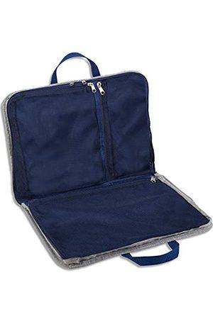 Lewis N. Clark Packwürfel + Reise-Organizer zum Aufhängen für Gepäck, Koffer oder Handgepäck, mit intelligentem Design-Tragegriff und atmungsaktivem Netzstoff