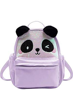 MINGSEECESS Damen Mädchen Süße Panda Crossbody Geldbörse Mini Message Shouder Bag Umhängetasche