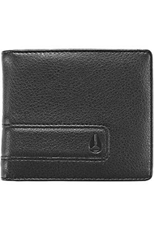 Nixon Münzbörse Showoff Portemonnaie (All Black) 3007000116738