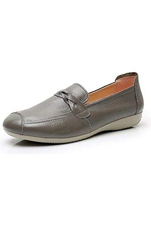 VenusCelia Damen Braid Dance Flache Schuhe