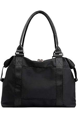 Hiigoo Damen Wasserdichte Oxford Totes Schultertaschen Reisetasche Messenger Bag Handtaschen