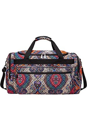 NN.07 Modische Reisetasche, große Kapazität, Schultergurt, Tragetasche, Gepäck, Segeltuch