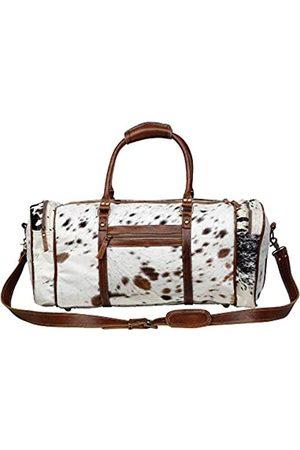 Myra Bag Amore Reisetasche aus Rindsleder und Leder S-1122