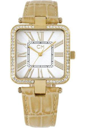 Carlo Monti Damen Uhren - Damen-Uhren Quarz Cesena CM505-215