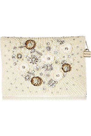MARY FRANCES Pure Love Handtasche/Clutch, Herzform, verziert, (multi)