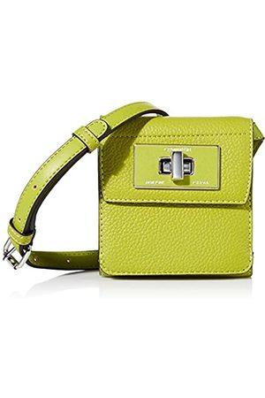 Calvin Klein Damen Kiera Novelty Wallet Crossbody, (apfelgrün)