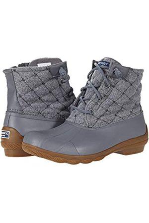 Sperry Syren Gulf Wool Quilt Grey 1 9 M (B)