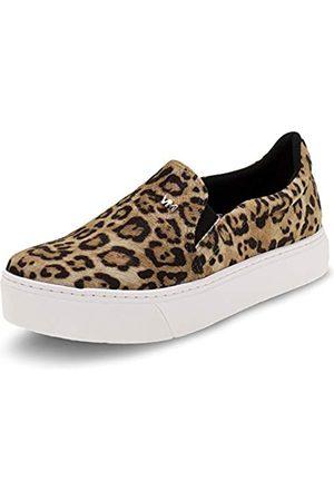 VIA MARTE Damen-Sneaker, Plateau, gepolsterte Innensohle, bequem, Tierdruck, (mehrfarbig)