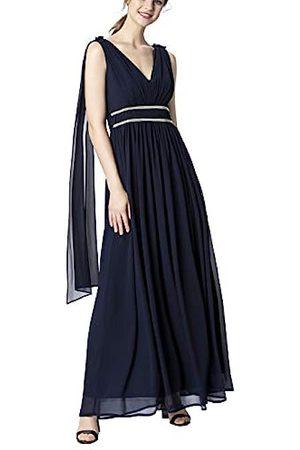 Apart APART Damen Abendkleid mit Chiffon-Schals