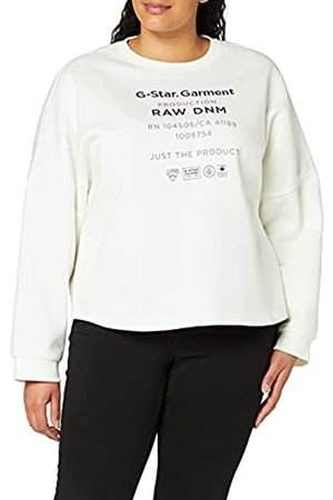 G-Star Damen Sweater Graphic Text Relaxed