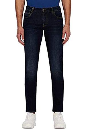 Armani Herren Stretch - Mens Comfort Stretch Cotton Jeans