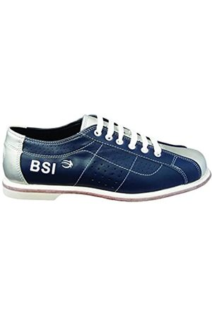 BSI PRODUCTS, INC. Dual Size Blue and Silver/500508.5 Zwei Größen, Bsi Mietschuhe, Doppelgröße, / , 41