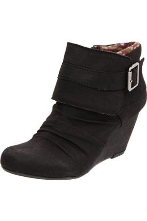 BC Footwear Damen Stiefel - Damen Almanac Keilstiefel