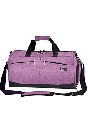 Kuston Herren Sporttaschen - Sport Turnbeutel mit Schuhfach & Nasstasche Gym Duffel Bag Übernachtung Tasche für Damen und Herren