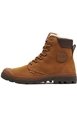 Palladium Damen Schuhe - Pampa Sport Shearling Waterproof, Unisex-Erwachsene, Klassische Stiefel, (Marron Mahogany/Chocolate 728)