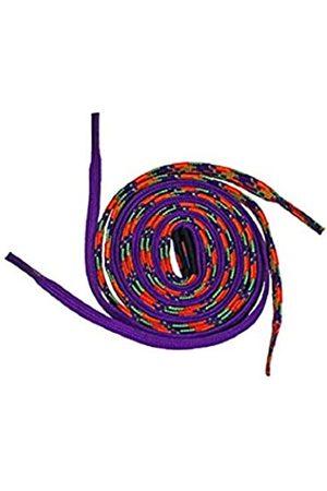 "EASY TIE Jungen Krawatten - Shoelaces Purple/Rainbow 37"" - 94cm"