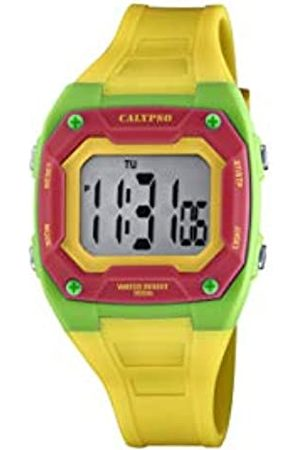 Calypso Unisex Digital Quarz Uhr mit Plastik Armband K5813/5