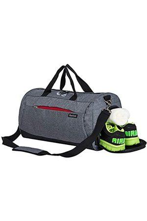 Kuston Herren Sporttaschen - Sporttasche mit Schuhfach Reisetasche für Damen und Herren