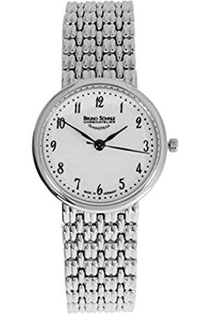 Soehnle Damen Uhren - BrunoSöhnleDamenAnalogQuarzUhrmitEdelstahlArmband17-13169-922