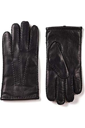 ZEN ELK Herren Handschuhe - Herrenhandgenähte Klassische Luxus Schaffell Handschuhe #65 (X-Large)