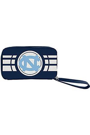 Littlearth NCAA Ripple Zip Geldbörse, Damen, 100118-UNC-NAVY