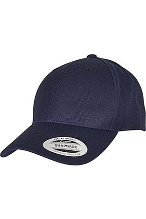 Flexfit Herren Caps - Unisex Premium Curved Visor Snapback Cap Baseballkappe