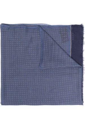 Gucci Lightweight fringed scarf