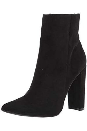 Rampage Damen Stiefel - Women's Fashion Heeled Boot, Black
