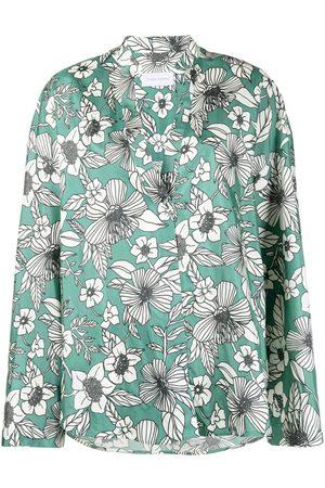 Christian Wijnants Hemd mit Blumen-Print