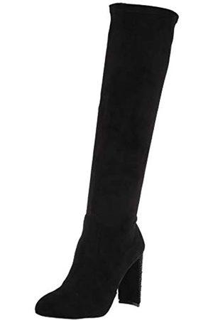 Badgley Mischka Damen Stiefel - Womens Knee High Boot, Black