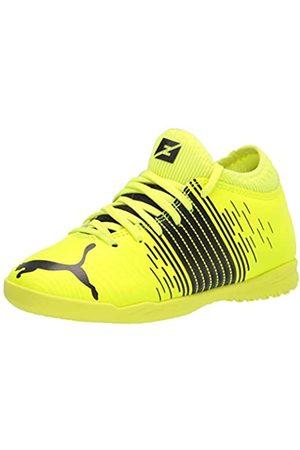 PUMA Mädchen Schuhe - Future Z 4.1 IT JR Soccer Shoe, Yellow Alert Black White
