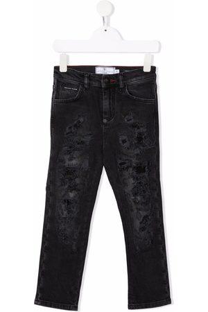 Philipp Plein Klassische Jeans