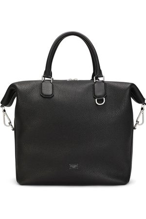 Dolce & Gabbana Reisetasche aus weichem Leder