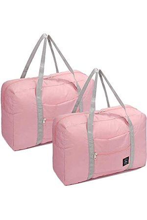N/ A Faltbare Reisetasche, leicht, tragbar, für Damen und Herren, wasserdichte Mehrzweck-Sporttasche für Sport, Fitnessstudio