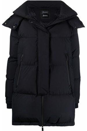 HERNO Damen Winterjacken - Gefütterter Mantel mit Reißverschluss