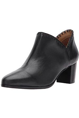 Jack Rogers Damen Stiefeletten - Women's Marlow Ankle Bootie, Black