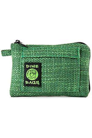 DIME BAGS Gepolsterte Tasche mit weich gepolsterter Innenseite, schützender Hanfbeutel für Glas