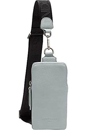 liebeskind Damen Bauchtaschen - Basic Sling Belt Bag, salt blue