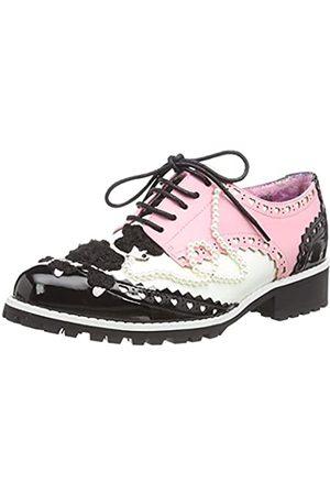 Irregular Choice Damen Sockhop Sweetie Oxford-Schuh