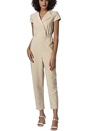 Apart Damen Jumpsuits - APART Damen Overall mit langem Reverskragen