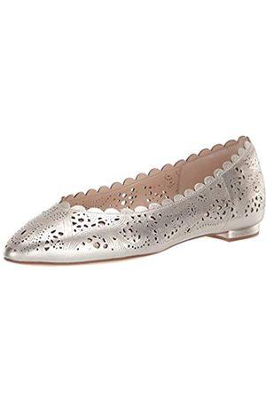 Cole Haan Damen Ballerinas - Damen Callie Flat Ballerinas, Met. Trommelleder