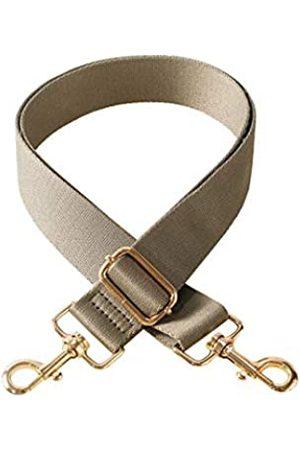 Reason Charm Verdickter, 3,8 cm breiter Schultergurt, Ersatzriemen, verstellbarer Gurt für Handtaschen, Geldbörse, Crossbody-Tasche., Grau (Mittelgrau)