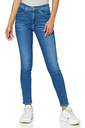 Wrangler Damen High Waist Jeans - Damen High Rise Skinny Jeans