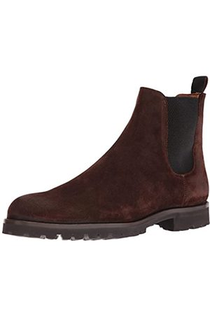 Frye Herren Chelsea Boots - Herren Edwin Chelsea Boot, Braun (dunkelbraun)