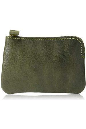 Naniwa Leather Tochigi Leder Card Multi Pouch (S) (Braun) - 4589542632857