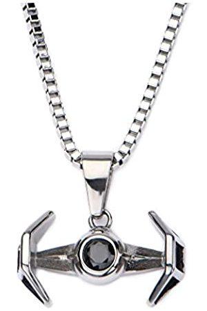 STAR WARS Halskette mit Anhänger Tie Fighter Edelstahl 45