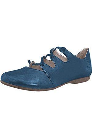 Josef Seibel Damen Fiona 04 Geschlossene Ballerinas, (Blue 971 500)